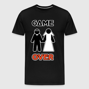 Farewell to the Celibacy - Game Over - Men's Premium T-Shirt