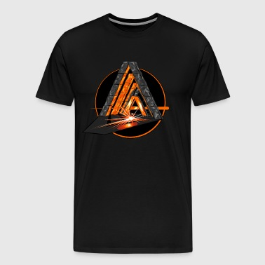 Ancient A - Men's Premium T-Shirt