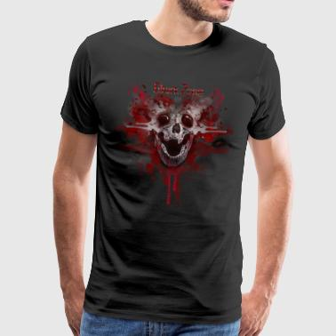 Skull - Dark Zone Editions - T-shirt Premium Homme