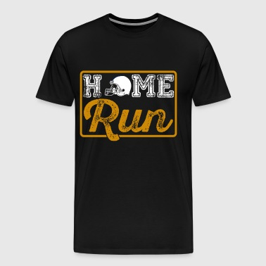 Home Run - Männer Premium T-Shirt