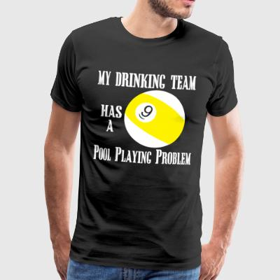 my drinking team - Männer Premium T-Shirt
