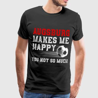 MAKES ME HAPPY Augsburg - Men's Premium T-Shirt