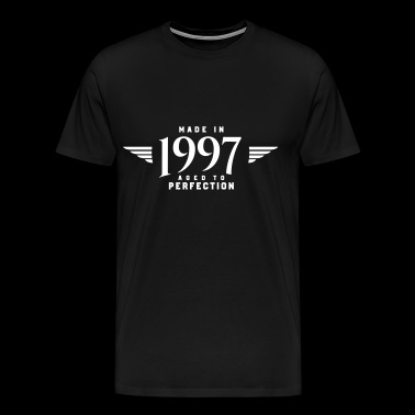 MADE IN 1997 (gåva) - Premium-T-shirt herr
