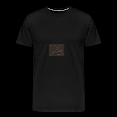Axes - Men's Premium T-Shirt