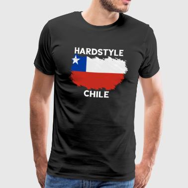 Hardstyle Chili | Hardstyle marchandises - T-shirt Premium Homme