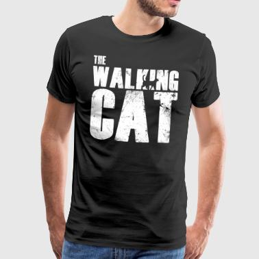 cat | Conception pour des amants de chat - T-shirt Premium Homme