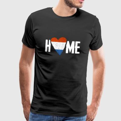 HOME HOME PAYS-BAS PAYS-BAS PAYS HOLLAND - T-shirt Premium Homme