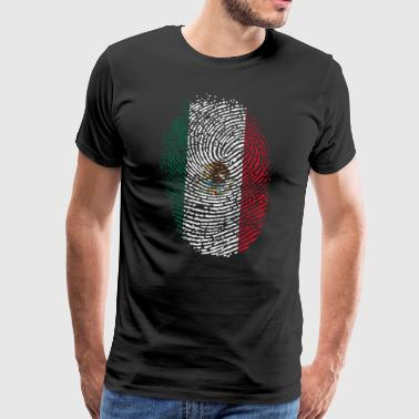 Mexico - Premium T-skjorte for menn