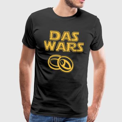 dat is het - Mannen Premium T-shirt