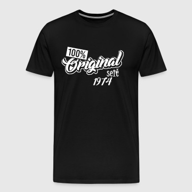 Birthday Shirt - Birthday Gift - 1974 - Men's Premium T-Shirt