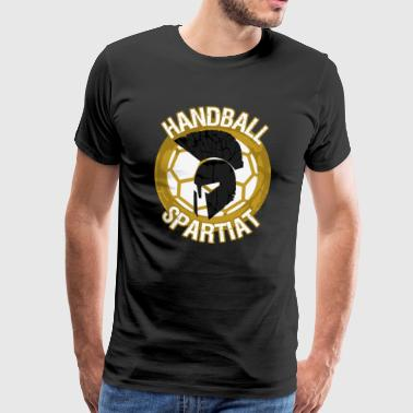 Handball Spartiat - Männer Premium T-Shirt