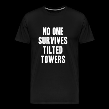 Towers - Männer Premium T-Shirt