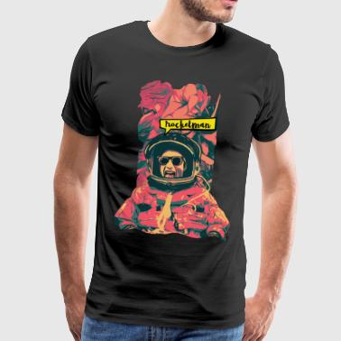 Rocket Man - Men's Premium T-Shirt