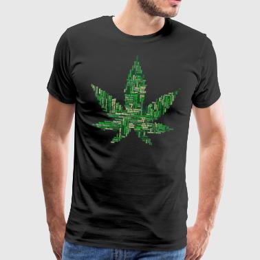 Weed Names - Men's Premium T-Shirt