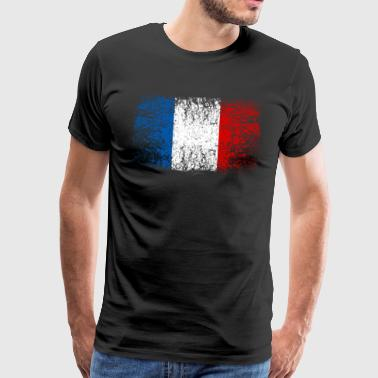 France 002 AllroundDesigns - Men's Premium T-Shirt