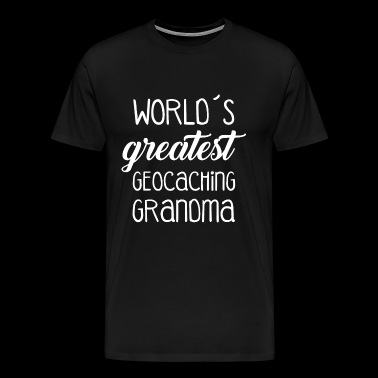 LE PLUS GRAND - GEOCACHING - GRAND - T-shirt Premium Homme