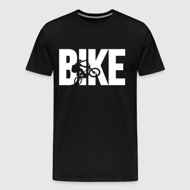 Bike - T-shirt Premium Homme