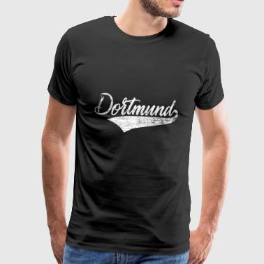 Dortmund - Gift Westphalia football friends - Men's Premium T-Shirt
