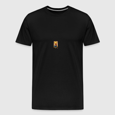 lonely - Men's Premium T-Shirt