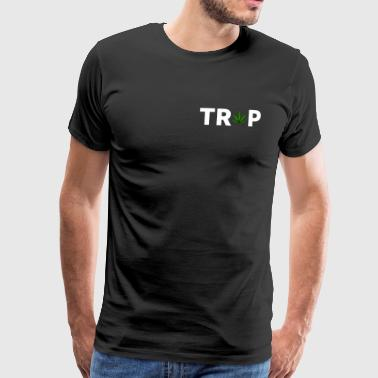 TRAP T-SHIRT | @p45ca1 - Men's Premium T-Shirt