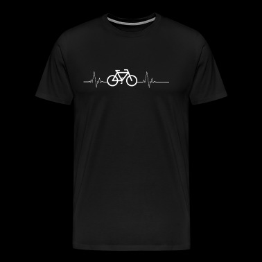 Bicycle Cycling Bicycle courier Bicycle Tour - Men's Premium T-Shirt