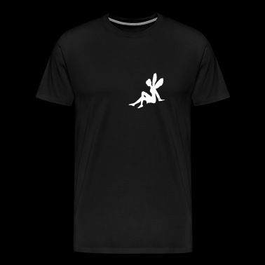 Seated fairy - Men's Premium T-Shirt