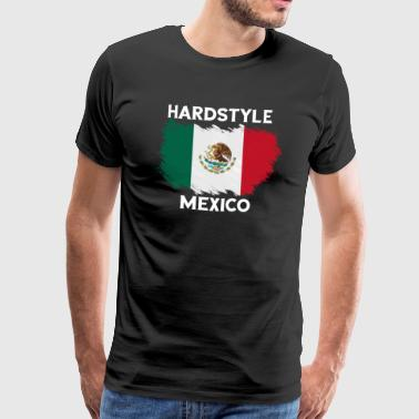 Hardstyle Mexico - Men's Premium T-Shirt