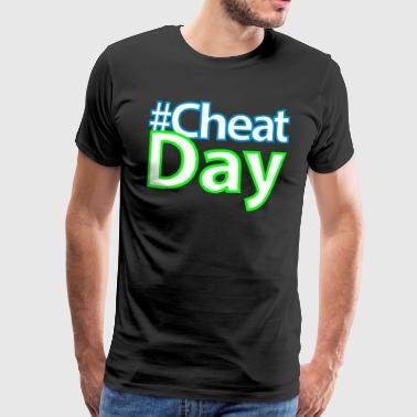 Cheatday - T-shirt Premium Homme