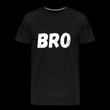 BRO / SIS - Friends brother and sister brother sister - Men's Premium T-Shirt
