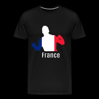 Football WC France WC Soccer - T-shirt Premium Homme