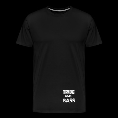 Tribe and bass - Men's Premium T-Shirt