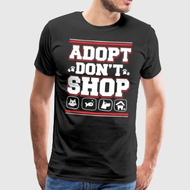 ADOPTER BOUTIQUE DONT - T-shirt Premium Homme