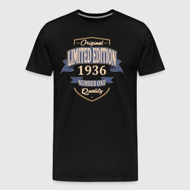Limited Edition 1936 - T-shirt Premium Homme