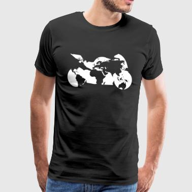 Motorcycle World - Men's Premium T-Shirt