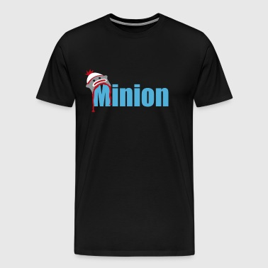 Minion (light blue) - Men's Premium T-Shirt