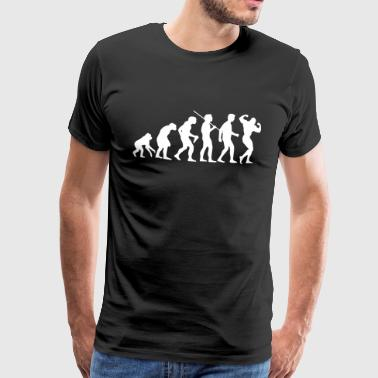 bodyvolution - Mannen Premium T-shirt