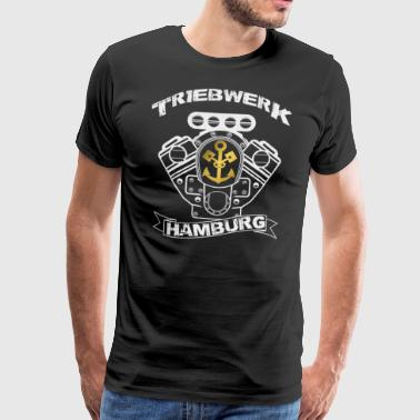 Engine Hamburg - Men's Premium T-Shirt