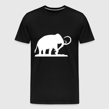 Mammoth Ice Age - Men's Premium T-Shirt