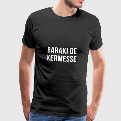 Baraki fair - Men's Premium T-Shirt