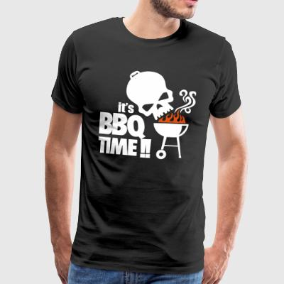 BBQ Time - Barbecue - Mannen Premium T-shirt