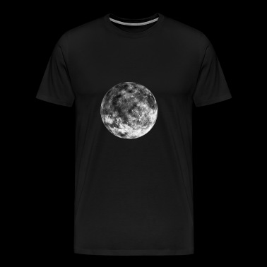 Moon Space Space Travel Space Gift - Men's Premium T-Shirt