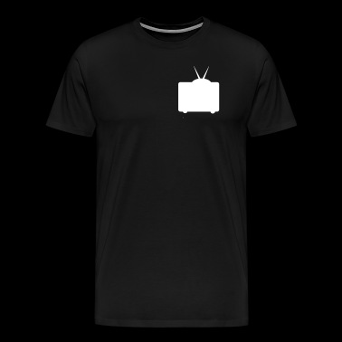 TV - Men's Premium T-Shirt
