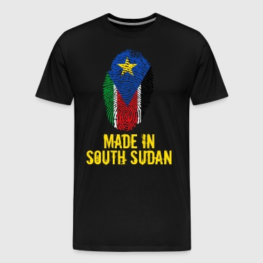 Made In South Sudan / South Sudan - Men's Premium T-Shirt
