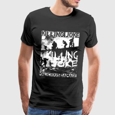 KILLING JOKE - T-shirt Premium Homme