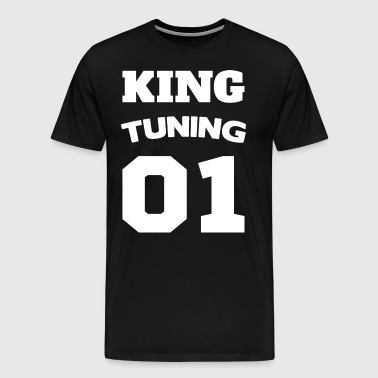 King Tuning - Men's Premium T-Shirt