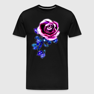 Rose Winter - T-shirt Premium Homme