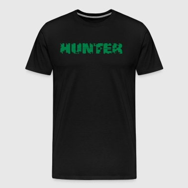 HUNTER / HUNTER - Men's Premium T-Shirt