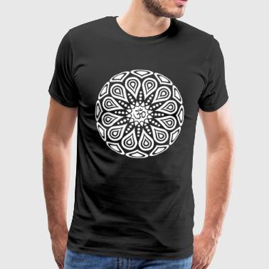 Om One Color - Men's Premium T-Shirt
