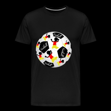Germany Football Germany Football Soccer - Men's Premium T-Shirt