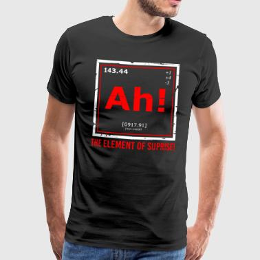 Ah! Surprise gift idea idea idea - Men's Premium T-Shirt